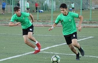 Urfaspor, U18 Ligine hazırlanıyor