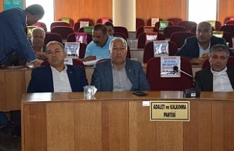 Viranşehir'de 2022 yılı bütçesi kabul edildi