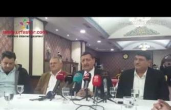 DP Harran Belediye Başkan Adayı Mehmet Özyavuz BŞB'de kime destek verecek ?