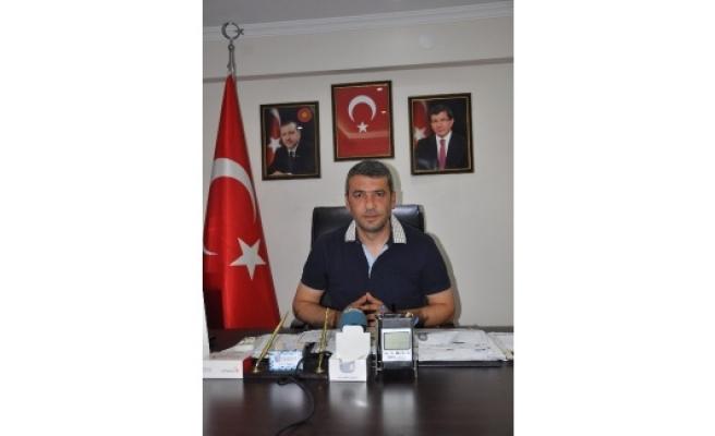 """AK Parti Giresun İl Başkanı Tütüncü: """"Listenin Arkasındayız"""""""