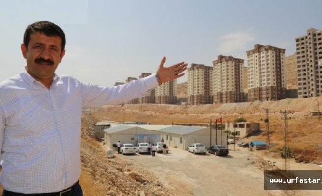 'Eyyübiye yeni yaşam alanına kavuşuyor'
