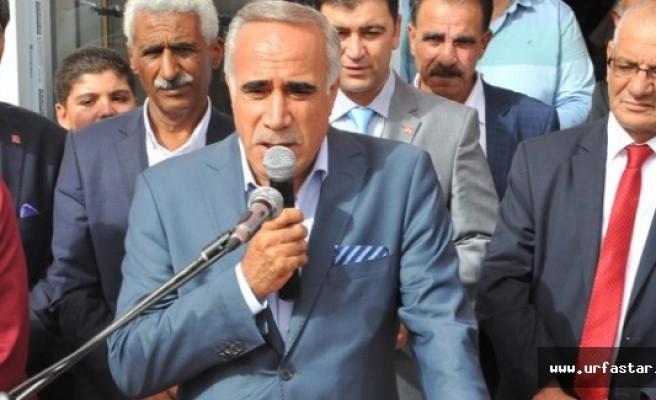 CHP'nin seçim bürosu coşkulu açıldı