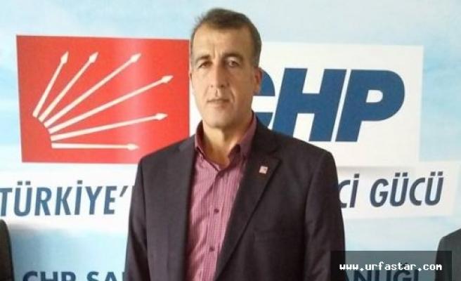 CHP'nin Urfa'daki kilit ismi belli oldu