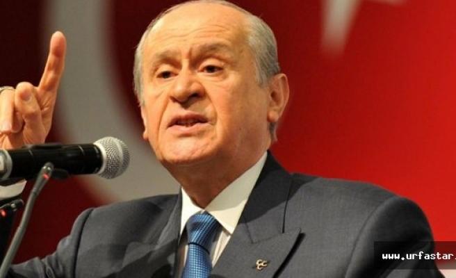Davutoğlu'nu Urfa üzerinden vurdu!