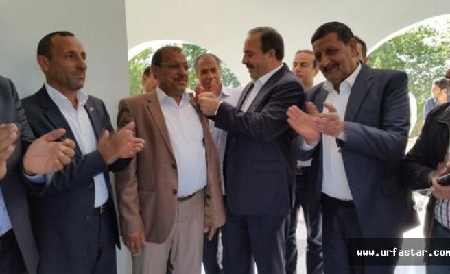 MHP'den AK Parti'ye katıldı
