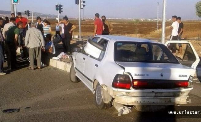 Otomobiller çarpıştı; Çoğu çocuk...