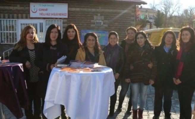 25 Kasım Kadına Yönelik Şiddete Karşı Uluslararası Dayanışma Ve Mücadele Günü