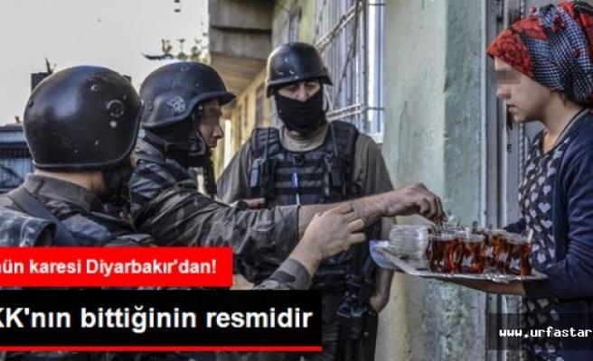 Bu görüntüler Diyarbakır'dan