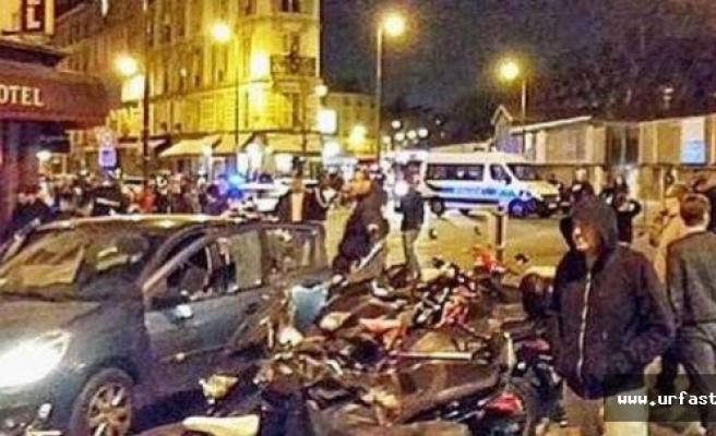 Paris'te kanlı gece: Ölü sayısı 120'yi geçti