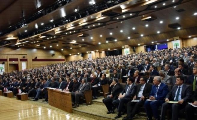 Gaziantep Valisi Ali Yerlikaya Okul Müdürleriyle Bir Araya Geldi.