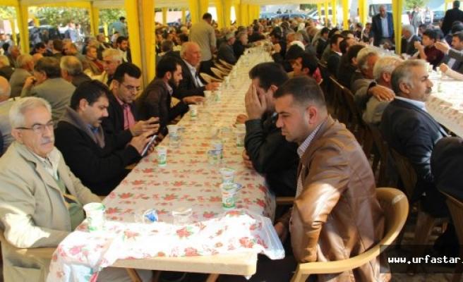 Mızar'da zafer yemeği