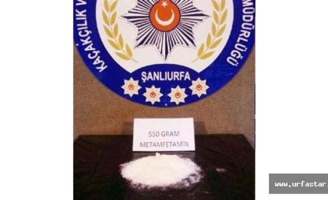 Polisten uyuşturucu tacirlerine ağır darbe