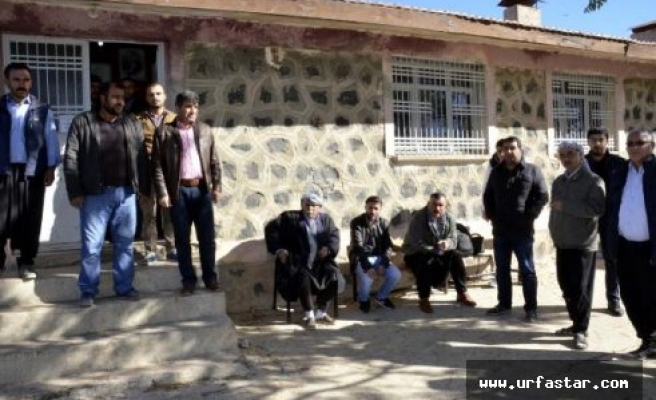 Siverek'te seçimi boykot ettiler!