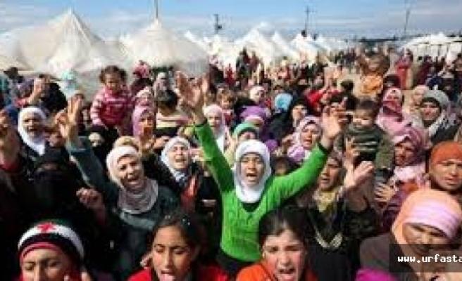 Suriye için acil kampanya başlatıldı