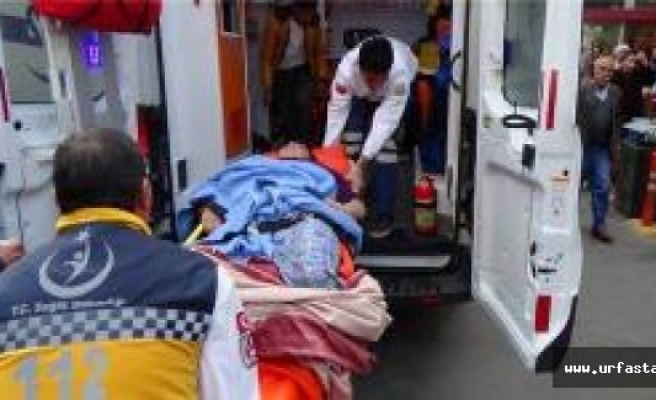 Urfa'da 4 kişi zehirlendi