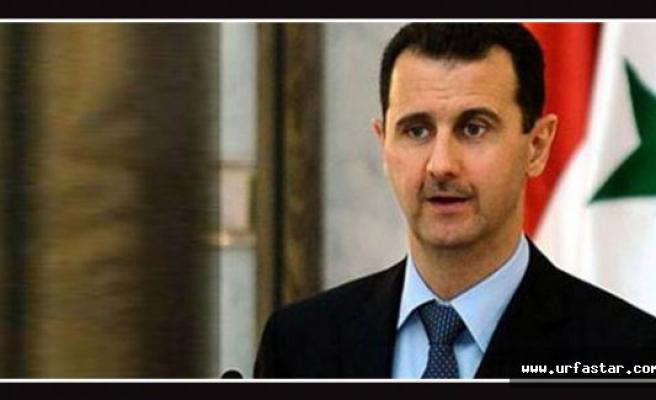 Esad'ı bakın kim koruyor?