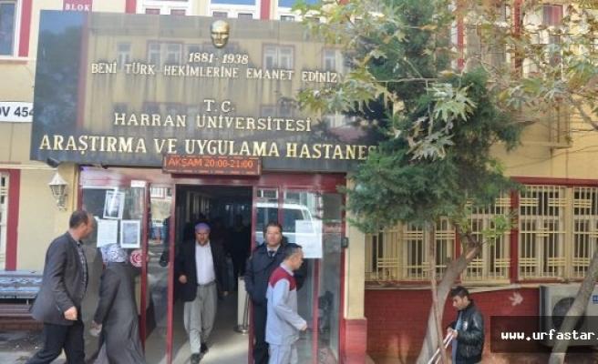 Harran Üniversitesi bir ilki başardı