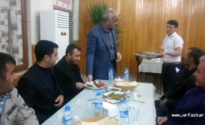 Hilvan Belediyesinde Moral Motivasyon Yemeği