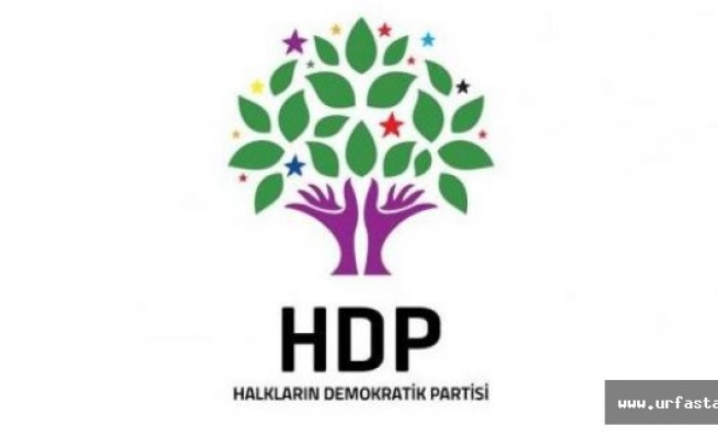 O HDP'li konuştu: 'Hata yaptılar'