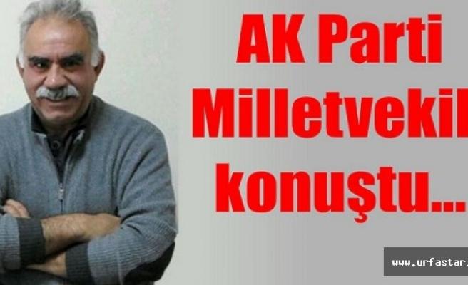 """""""Öcalan'ın kapısı çalınmalı"""""""