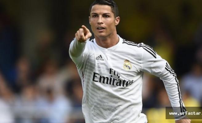 Ronaldo'dan Türkiye bombası
