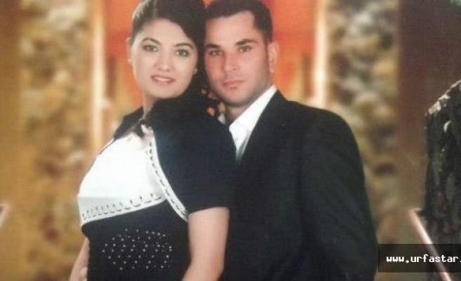 Urfa'da acı haberi alan şehit eşi gözyaşlarına boğuldu