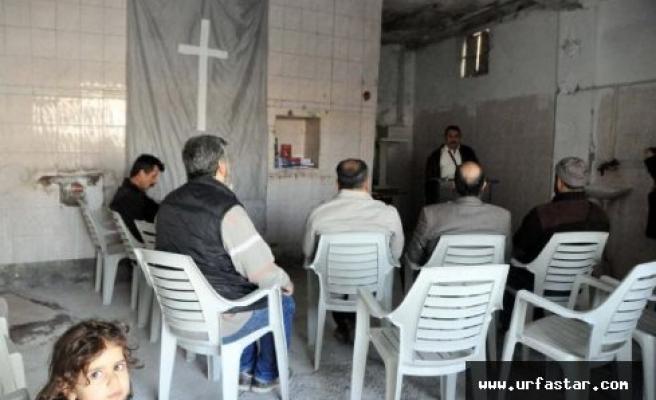 Urfa'daki kilisenin gerçek yüzü