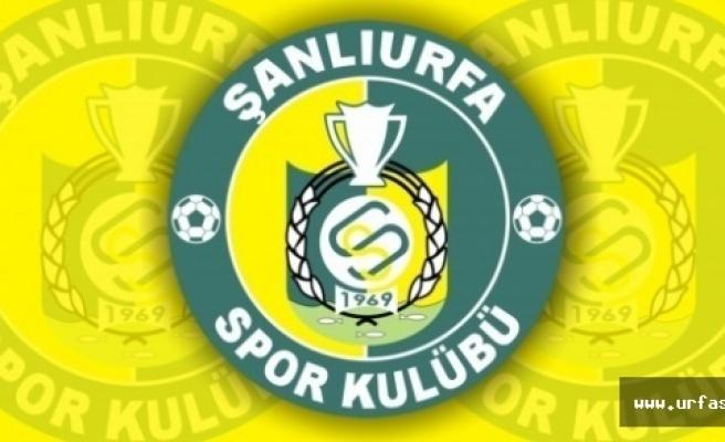 Urfaspor'da şok karar! 3 Futbolcu...