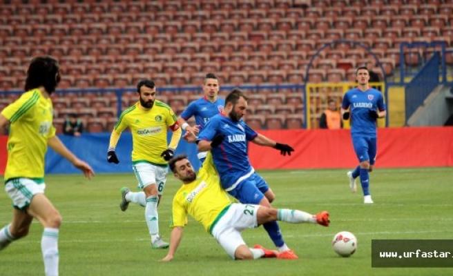 Yine yenilgi yine Urfaspor!