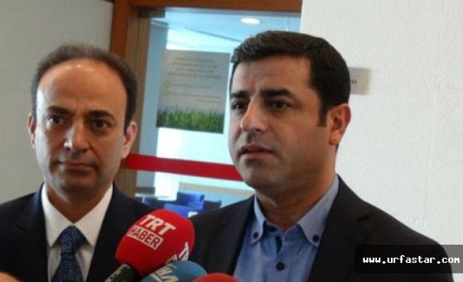 Baydemir, HDP'nin başına mı geçiyor?