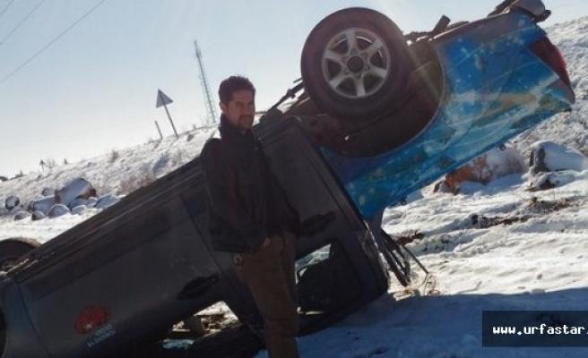 Buzlanma kazaya neden oldu