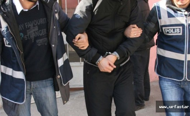 PKK'nın bölge kuryesi Şanlıurfa'da yakalandı