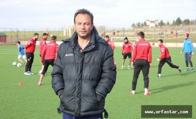 Urfa'da derbi heyecanı...