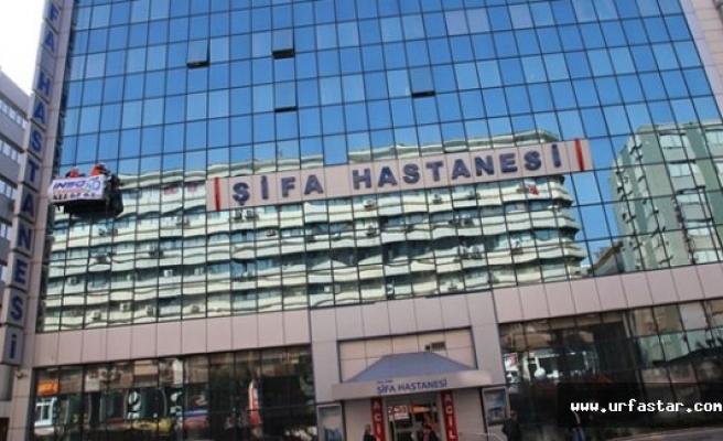 Urfa'dan da bir Hastane var...