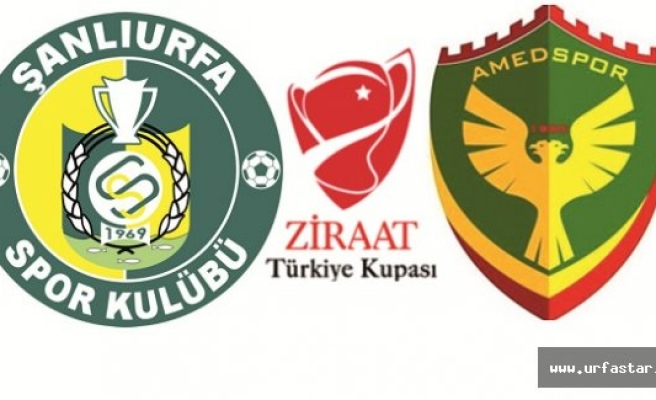 Urfaspor Amedspor maçını hangi kanal verecek?