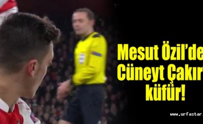Mesut'tan Cüneyt'e...