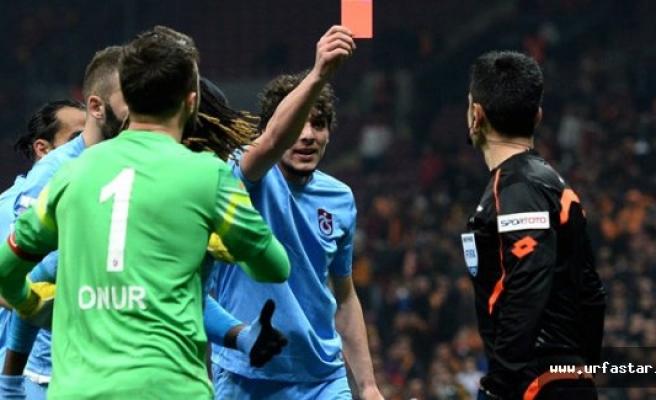Urfaspor'dan Salih Dursun'a destek