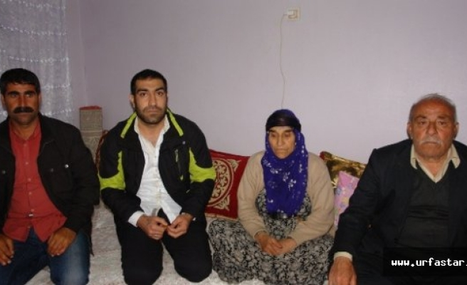 4 kişilik aile serbest kaldı...