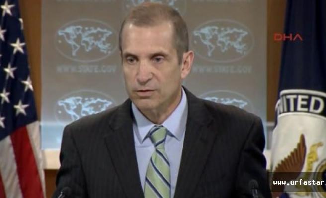 ABD: YPG ile...