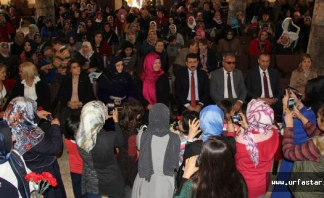 Eyyübiye'de kadınlar unutulmadı...