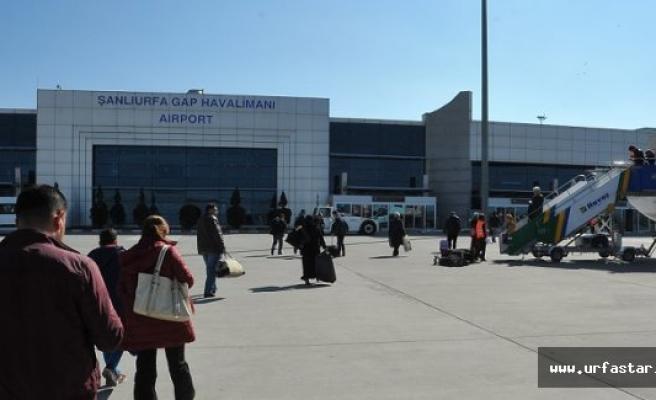 GAP Havalimanında sevindiren gelişme...