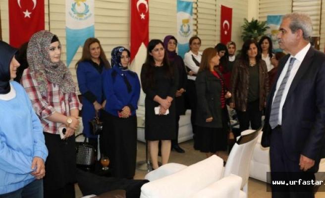 Haliliye Belediyesi, Kadınlara Tarihin Sıfır Noktasını Tanıttı