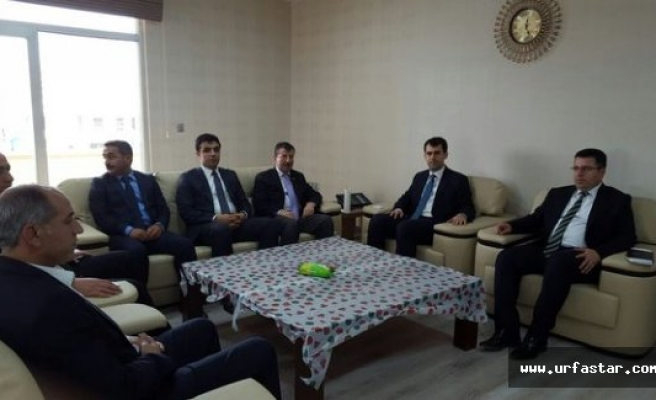Milletvekili Cevheri, Bozova'ya çıkarma yaptı