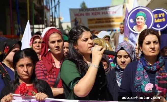 Öcalan'ın katılımıyla PKK'lı kadın adına merkez açıldı...