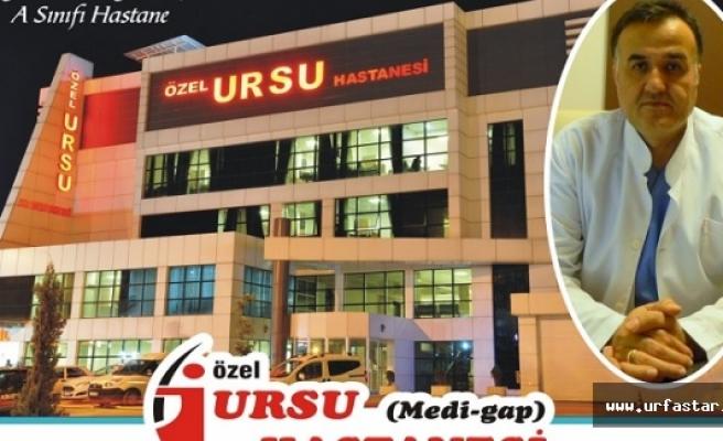 Özel Ursu'dan Urfa'ya büyük yatırım…