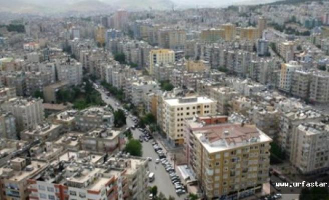 Urfa'da Konut Satışları Arttı