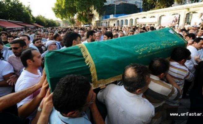 2015'de Urfa'da kaç kişi öldü?