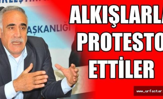 Urfa'daki STK'lara sert açıklama…