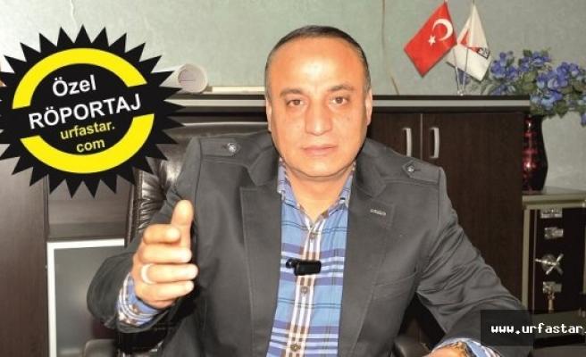 Çalışkan: Urfa Güneydoğu'nun İstanbul'u olacak