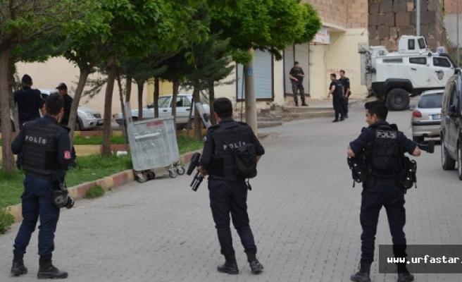 HDP Urfa İl Eş Başkanı gözaltına alındı